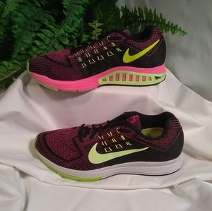 Nike Air Zoom Structure 18 Running Shoes. Sz 8.5